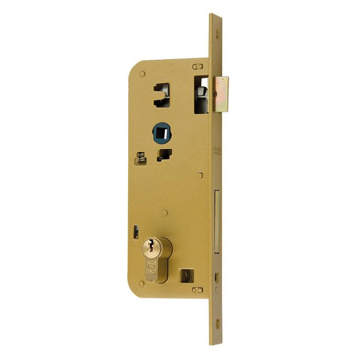 Serratura da infilare con cilindro - Cilindro europeo cisa 5 chiavi ...